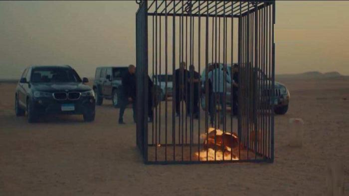 مسلسل مصري يسئ للشهيد الكساسبة ومطالب بوقف بثه