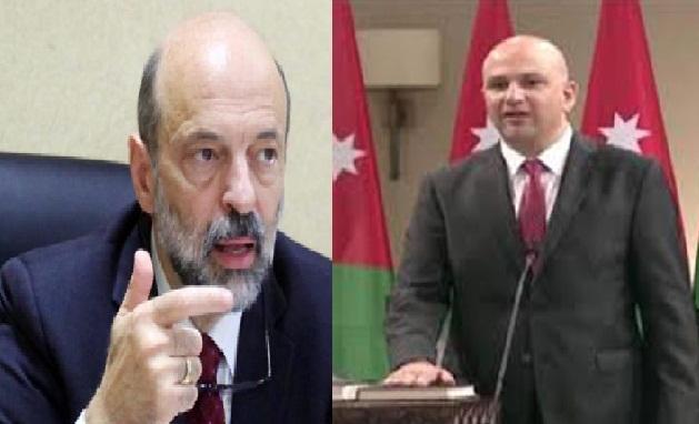 الرزاز يدافع عن الوزير الغرايبة..!