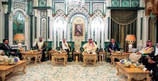 مواقع التواصل الاجتماعي تنشغل في المنحة الخليجية للأردن