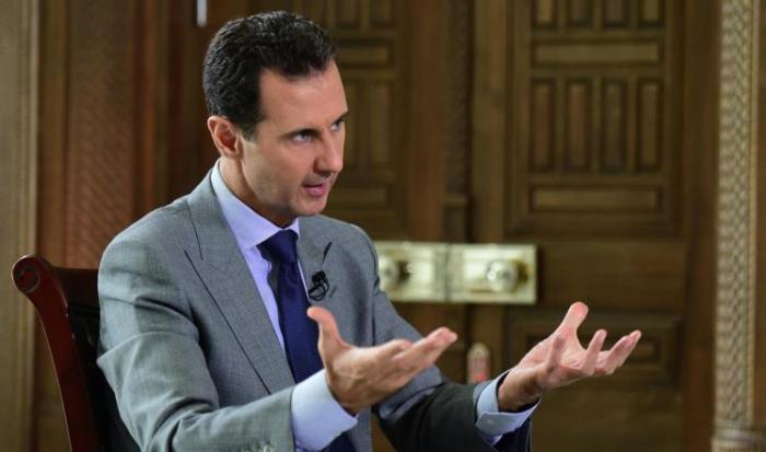 الأسد: الوجود روسيا وإيران في سوريا مشروع