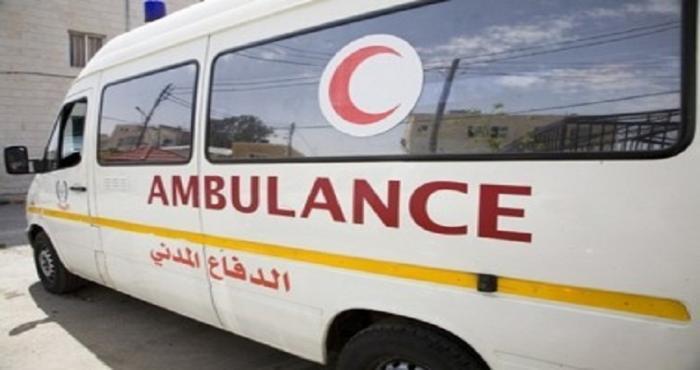 وفاة شاب بحادث تصادم بين تريلا ومركبة بمعان