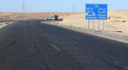 عطاء تنظيف الخط الصحراوي بقيمة 3مليون دينار..؟