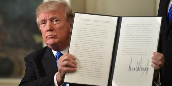 السلطة الفلسطينية: الخطة الأميركية للسلام