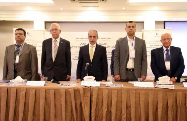 جامعة عمان الاهلية تدعم المنتدى الاقليمي الثاني للسكك الحديدية