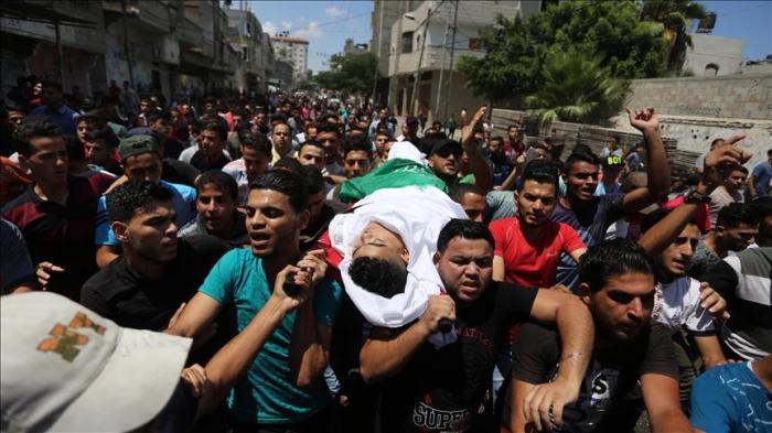شهيدان جراء قصف الاحتلال شمال قطاع غزة