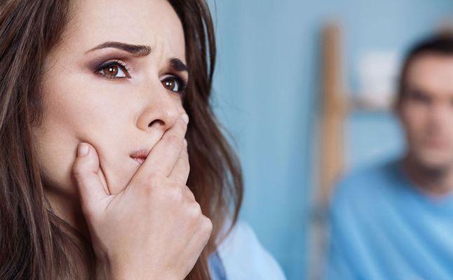 كيف تعرفين ان زوجك لا يريدك؟