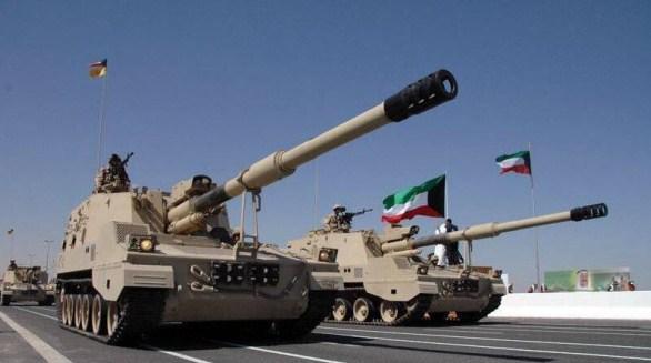 الكويت تعلن حالة الاستنفار القصوى على حدود العراق