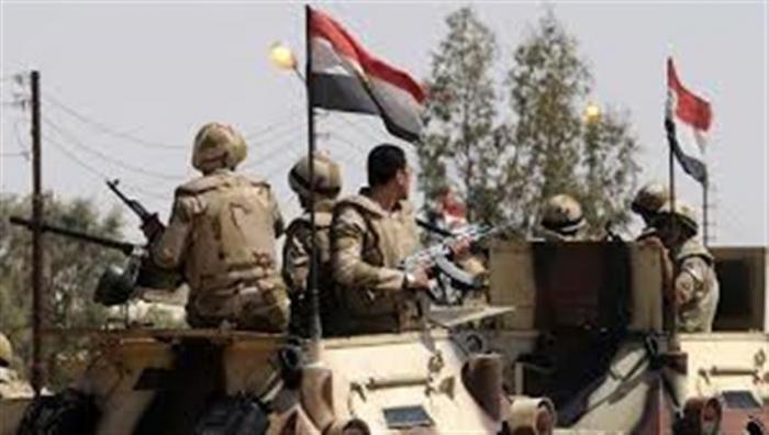ضباط مصريون تعاونوا مع داعش