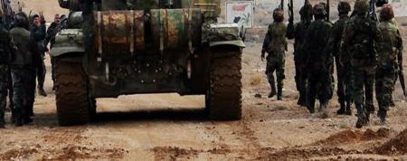 درعا كاملة بيد الجيش السوري
