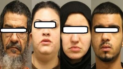 جريمة شرف بأميركا .. مصير أردني قتل زوج ابنته وصديقتها ..