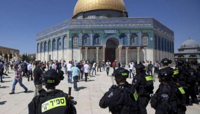 88 انتهاكا اسرائيليا للمقدسات خلال حزيران الماضي
