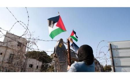 اسرائيل.. السجن سنة لمن يرفع العلم الفلسطيني
