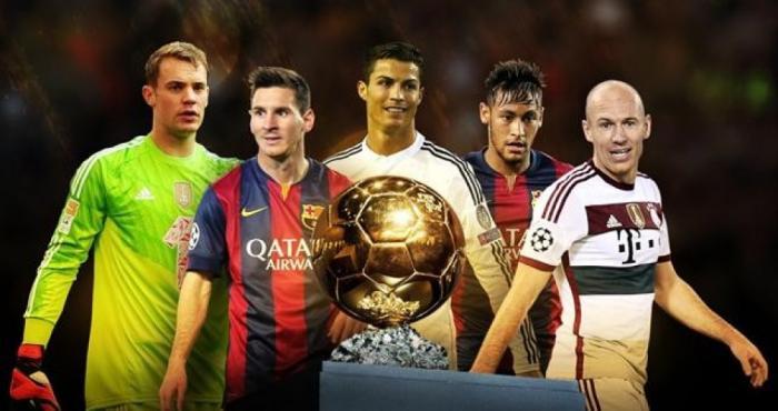 قائمة أفضل لاعب في أوروبا تخلو من أفضل لاعب في العالم