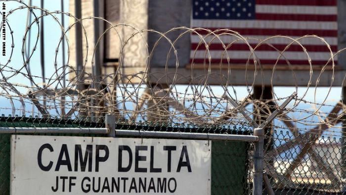 امريكا تعتزم نقل عناصر من داعش إلى غوانتنامو