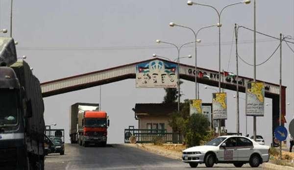 سوريا: اعادة فتح معبر نصيب تحتاج إلى وقت