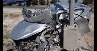 وفاة شاب اصطدمت مركبته بعامود كهربائي في عجلون