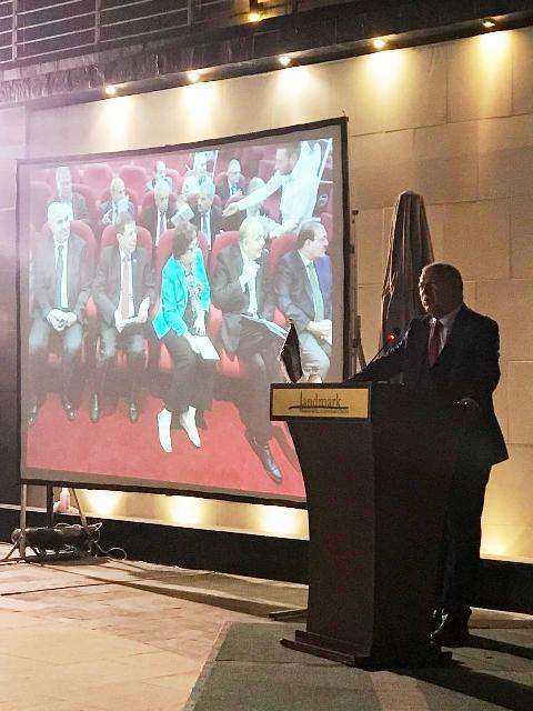 اتحاد الجامعات العربية يكرم أمينه العام السابق أ.د. سلطان ابو عرابي