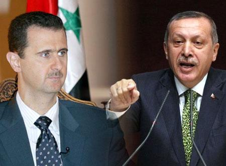 أردوغان : لا سلام في سوريا مع وجود الأسد