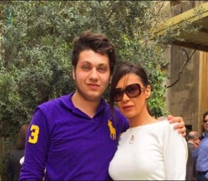 .بعد ضربها من قبل ابنها.. نادين الراسي تعلن اعتزالها الفن