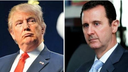 ترمب : لم أُصدِر أمراً باغتيال الأسد