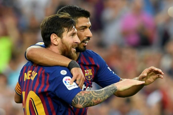 سواريز يعتبر احتكار ريال لدوري الأبطال