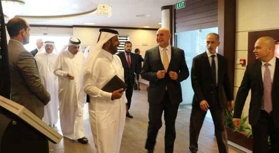 وفد قطري في عمّان لبحث استثمار 500 مليون دولار في الأردن