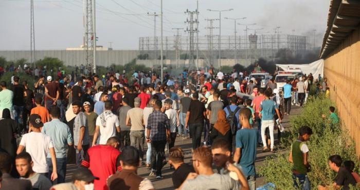 استشهاد 6 فلسطينيين برصاص الاحتلال