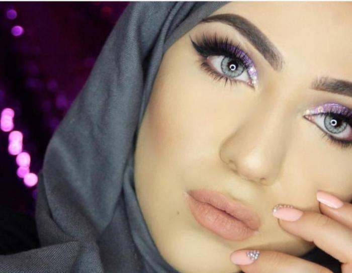 ما هو مكياج السعوديات المفضل ؟