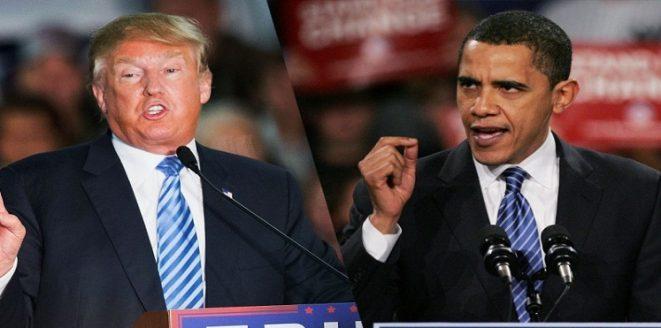 أوباما يفتح النار على ترامب.. والأخير يرد