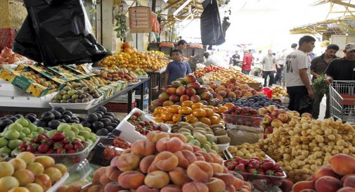 التضخم يرتفع إلى 5.3% لشهر آب
