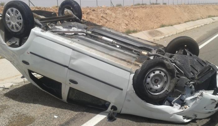 وفاة ثلاثيني في حادث تدهور بجرش