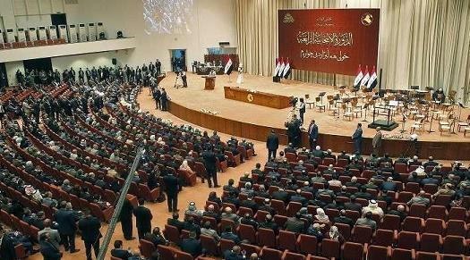 مشادات بالبرلمان العراقي بسبب هارون الرشيد وابنه