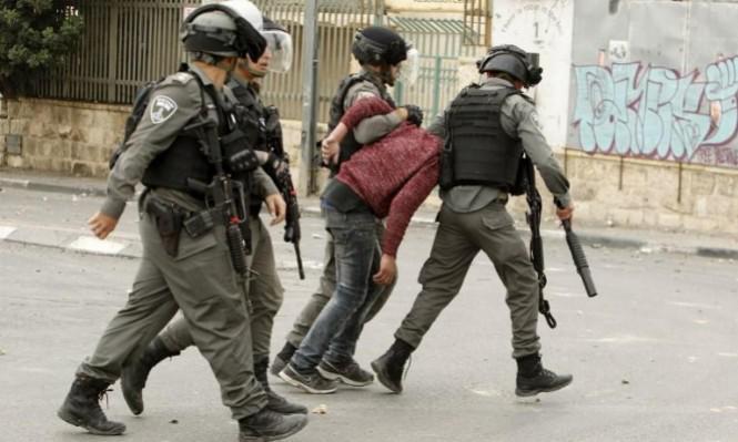 الاحتلال يعتقل 3 مواطنين من القدس