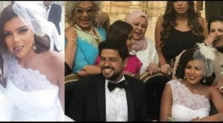 خلاف بين العروسين يؤجل زفاف ناهد السباعي قبل إقامته بساعات