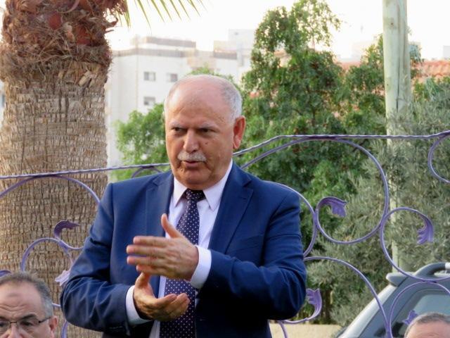 عرابي رئيسا فخريا للجمعية الكيميائية الأردنية