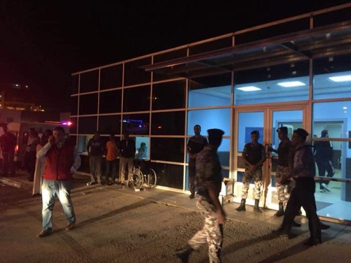 الدفاع المدني : احتمال وقوع خطأ عند تسليم احد ضحايا البحر الميت