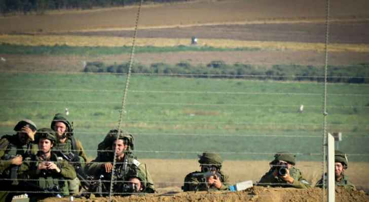 جيش الاحتلال يعلن حدود غزة منطقة عسكرية مغلقة