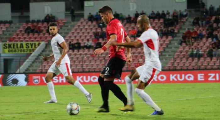 منتخبنا الوطني يتعادل مع ألبانيا ودياً.. ويغادر الى كرواتيا
