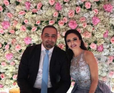 وزير النقل الأسبق مالك حداد يحتفل بخطوبة ابنته دينا