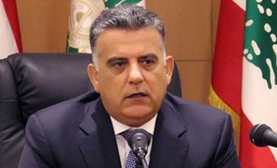 مدير الامن اللبناني : زرت الأردن سراً من أجل معبر نصيب