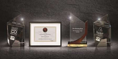 بنك الإسكان يعزز رصيد إنجازاته بحصوله على 4 جوائز إقليمية وعالمية