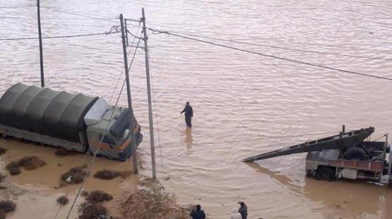وفاة أربعيني وطفله بصعقة كهربائية في مخيم الحسين بالعاصمة عمان