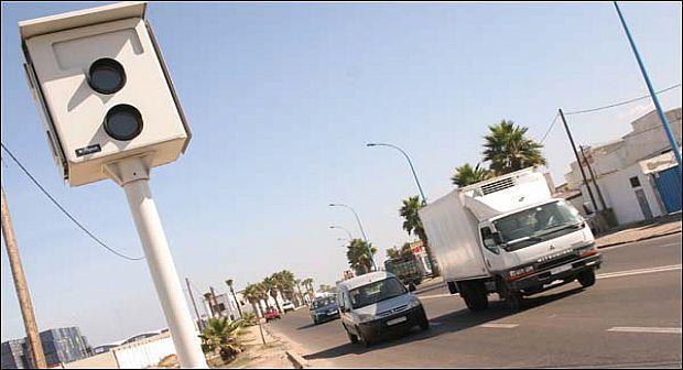 217 ألف مخالفة سير سجلتها الرادارات خلال 3 أشهر في عمان