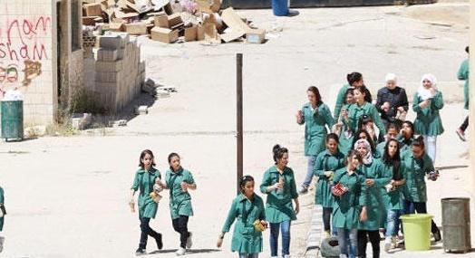 محاولة اختطاف 3 طالبات من مدرسة في إربد