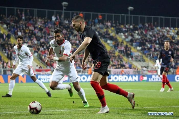 منتخب الكرة يخسر أمام كرواتيا بعد تجربة مفيدة