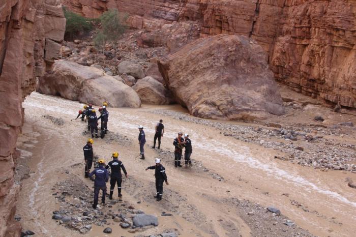 توقيف شخص نشر مواد أساءت لضحايا البحر الميت