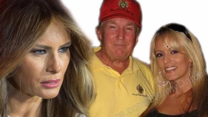 الممثلة الإباحية ( دانيلز ) تكشف ماذا كان يفعل معها ترامب
