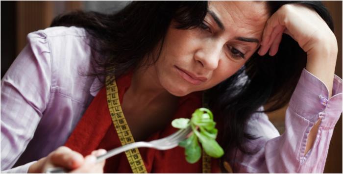 ما هو النظام الغذائي الأنسب لمَن تجاوزت سنّ الأربعين؟