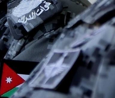 استشهاد دركي أثناء تنفيذ واجب امني في اللبن جنوب عمان