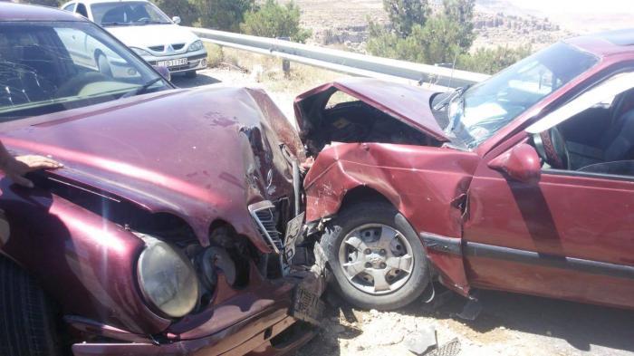 وفاة ثلاثيني بحادث سير في معان